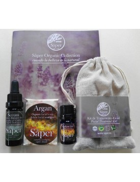 "Pack Facial ""Perfect Balance""-Saper"