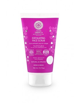 Exfoliante Facial Piel Mixta 50ml-Natura Siberica