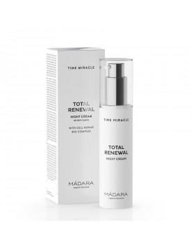 "Crema de Noche ""Total Renewal"" Time Miracle 50ml"