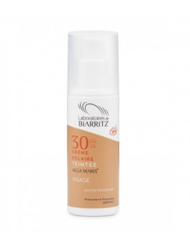 Crema Facial con Color SPF30 50ml-Alga Maris
