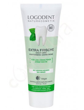 Dentí­frico Menta-Bio 75 ml.