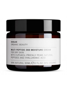Crema Multipeptide 360 Moisture Cream 60ml-Evolve