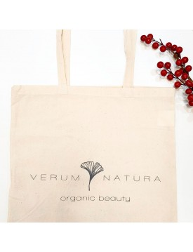 Tote Bag Verum Natura (Bolsa Algodón Natural)