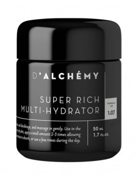 Crema Nutritiva Super-Rich Multi Hydrator 50ml-D'ALCHEMY VERUM NATURA