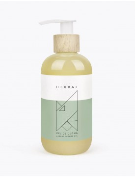 Gel de ducha Herbal 250ml-PER PURR