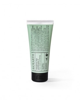 Mascarilla Facial Purificante Té Verde 100ml-BIOEARTH