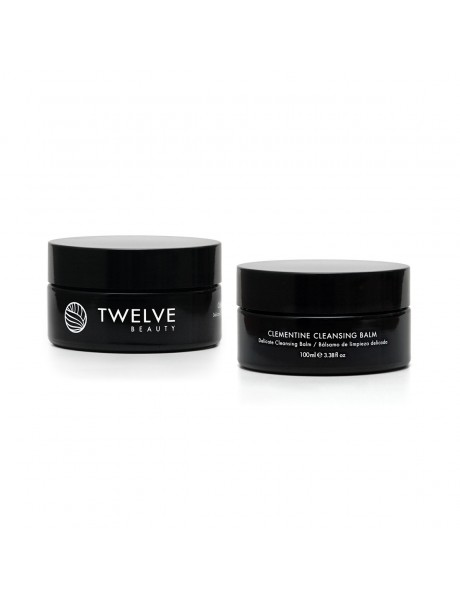 Clementine Cleansing Balm 100ml-TWELVE BEAUTY