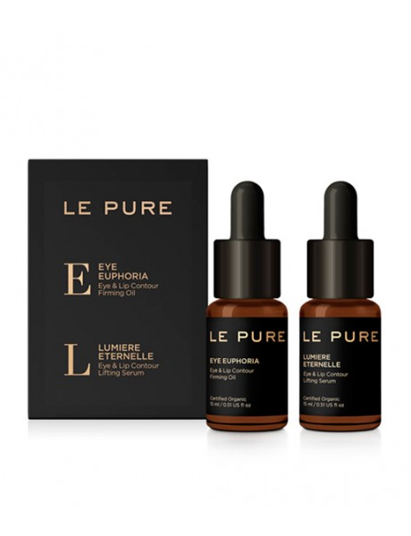 THE EYE SET 2X15ml-LE PURE