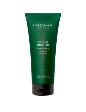 Acondicionador Color y Brillo cabello Teñido 200ml-MADARA
