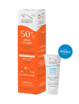 Spray Protector Cara&Cuerpo SPF50 150ml