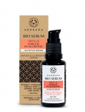 Serum Vitamina C+E+Ferúlico+Hyaluronic Nutritive Repair 30ml