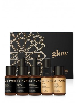 Glow Treatment Set-LE PURE