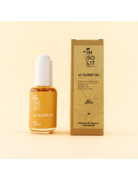 Sleep Oil Bioserum-Aceite Facial Regenerador 30ml-INSOLIT BEAUTY