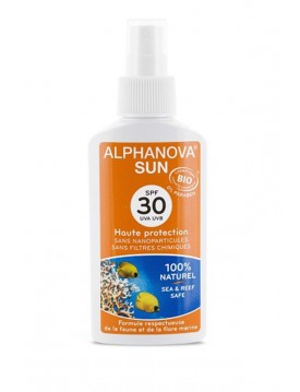 Spray Solar Bio Alta Protección SPF30 125ml