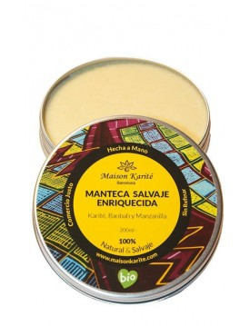 Manteca de Karité Piel Sensible 100ml