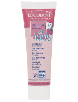 Gel dental Kids Fresa 50ml